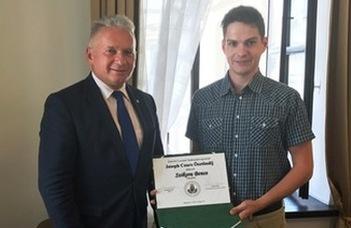 Joseph Cours-ösztöndíj 2018