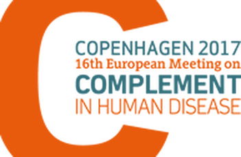 16th European Meeting on Complement in Human Disease, Copenhagen 2017